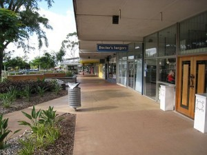 Swifty Clean photo-town square Moranbah